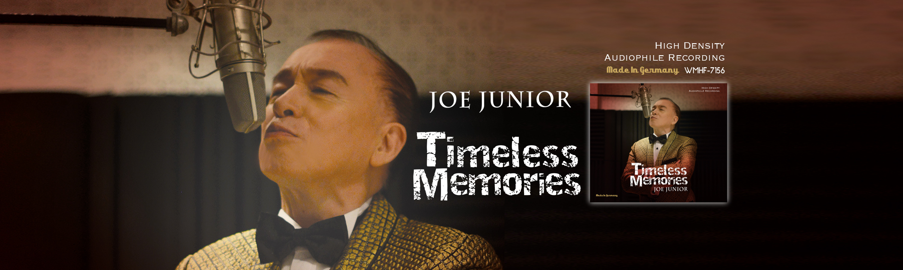 Joe Junior - Timeless Memories